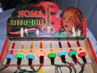 NOMA Bubble lights