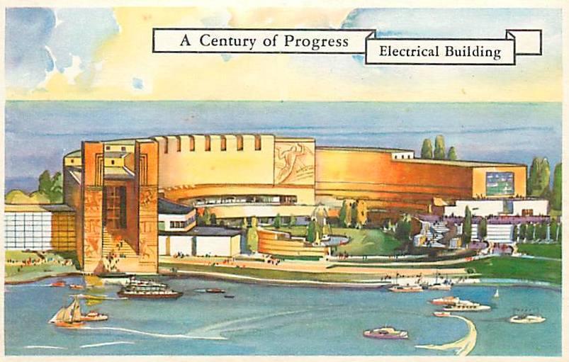1933 chicago worlds fair essay