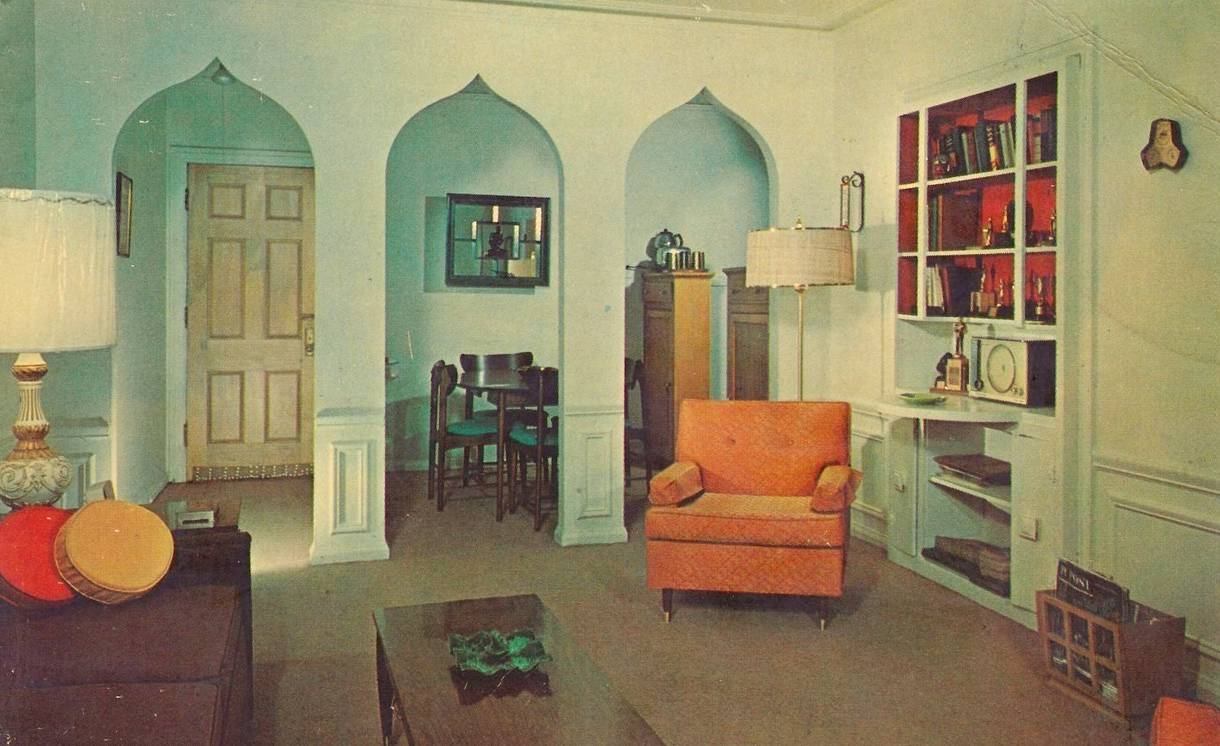 Kitchens from the 1950s interior decorating Retro home ideas